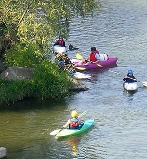 kayak ruoms ardèche