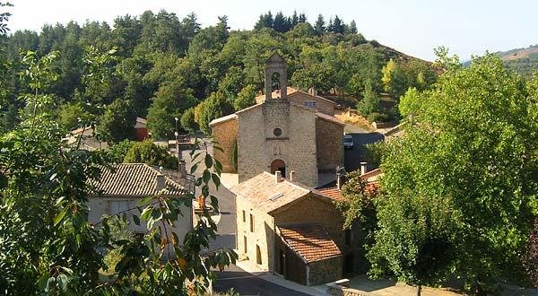 Saint Joseph des Bancs Ardèche Méridionale