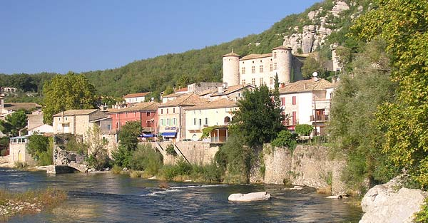 village de vogue, ardèche